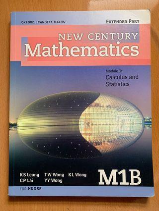 New Century Mathematics M1B