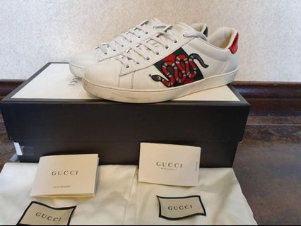 1aa6f30d0 gucci ace   Others   Carousell Philippines
