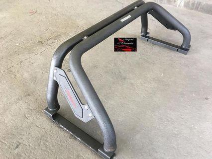 Goliath Legion Rollbar for Trifold Hilux Revo Vigo Triton Ranger Np300 Bt50 Dmax