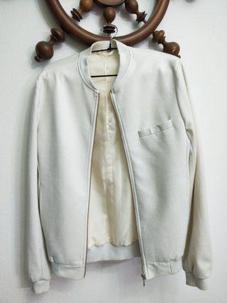 White Topman Jacket