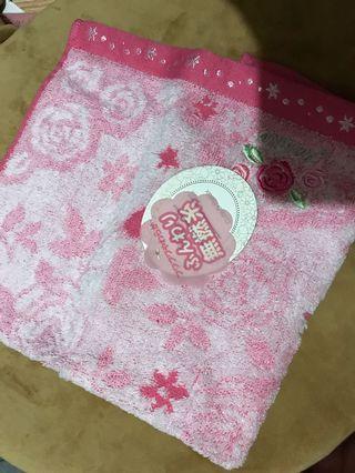 🚚 日本方巾 小毛巾