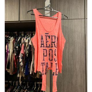 🚚 Aeropostale Tank Top Peach (Very Good Condition)