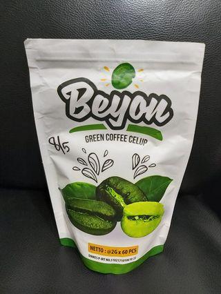 Beyon Green Coffee Teh Kurus