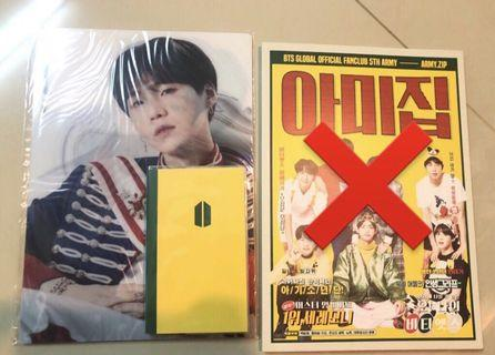 BTS 5th ARMY KIT (GOOD CONDITION)