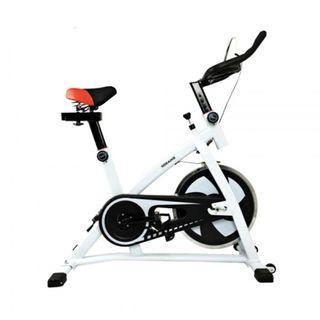 Home Exercise Bike ( WHITE )