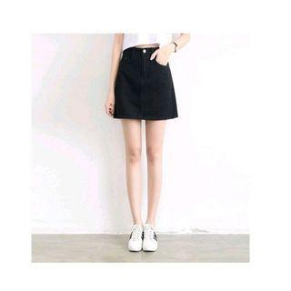 🚚 黑色窄裙