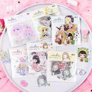 [ PO ] Anime Sticker Packs