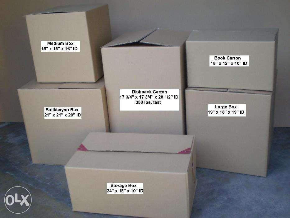Corrugated Boxes, Home & Furniture, Furniture & Fixtures, Office