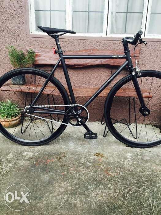 AVE MALDEA single speed not fixie fixed gear bike, Sports