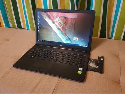 8thgen Core i5 Octacore HP Gaming Nvidia MX110 GDDR5 Videocard 8GB Ram