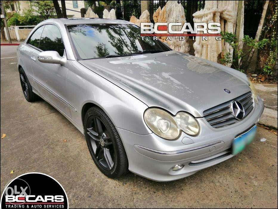 2004 Mercedes Benz Clk320 CLK320 AMG Mags on Carousell