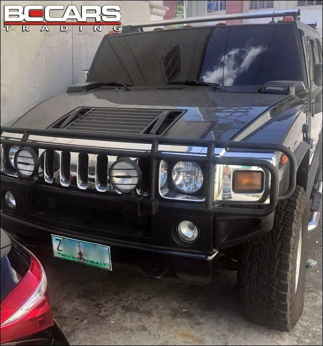 2005 Hummer H2 Manila Plate, Cars For Sale On Carousell