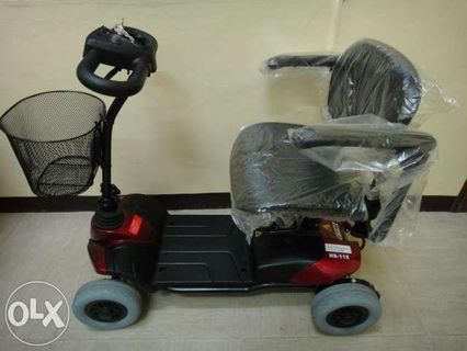 CTM Mobility Electric Scooter 4 wheels Taiwan