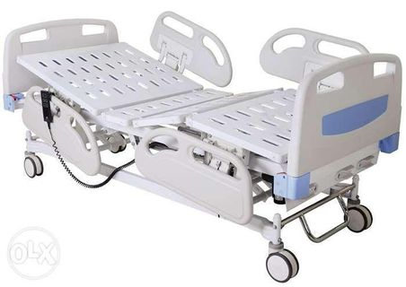 Electric Motorized Hospital Bed 4 Functions Remote Control USA Quality Motor