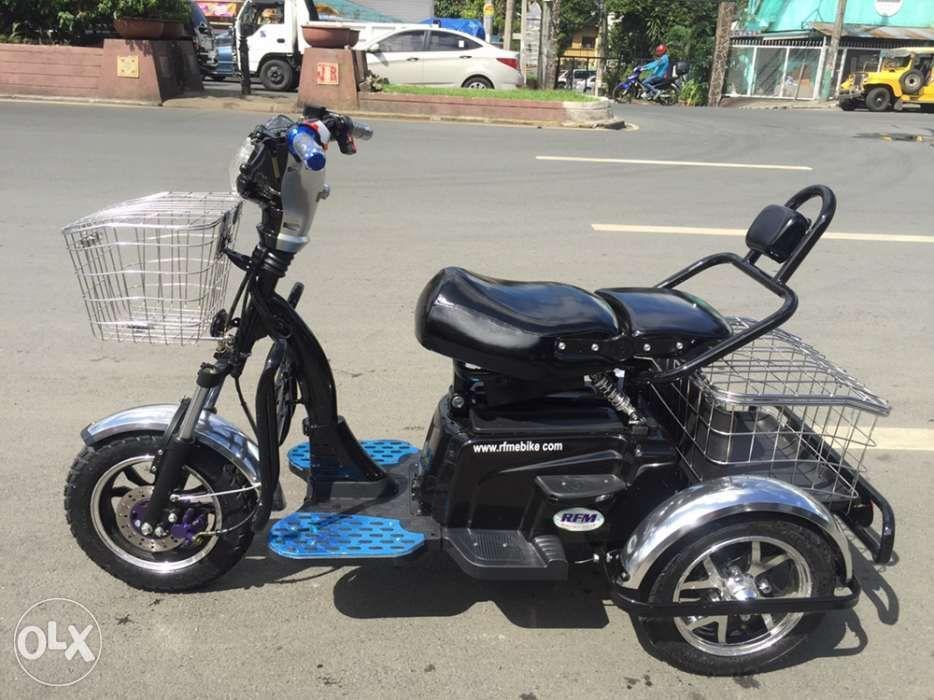 RFM electric bike 3wheel ebike mobility scooter ebikes