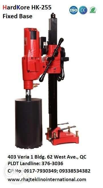 Coring Machine Core Drilling Machine (Coring Service) Core Bit