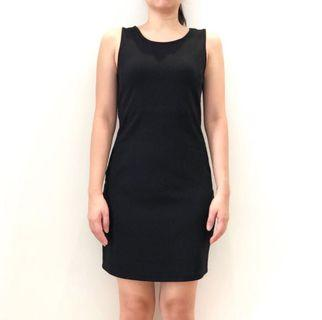 Padini Black Bodycon Dress