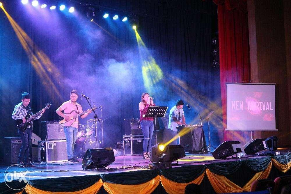 Acoustic Band for Weddings Events Parties with Videos