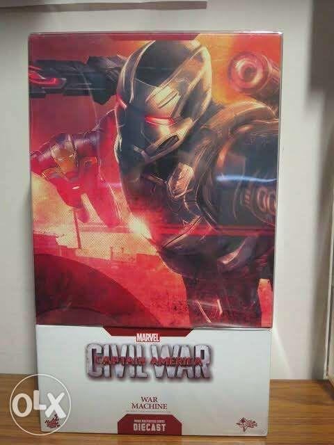 Hot Toys Iron Man Mk 42 Harley Quinn War Machine 3 Doctor
