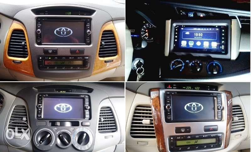 Toyota Innova Car Tv Dvd Gps Android Head Unit Stereo  Car Parts  U0026 Accessories  Audio  Video