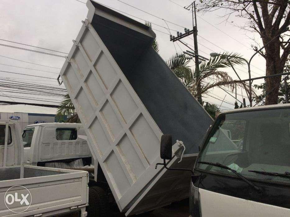 Isuzu ELF Mini Dump Dumping 4BE1 HighDeck High Siding By 4WHEELS MOTOR