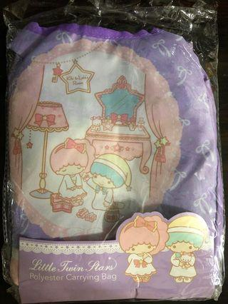 Little Twin Stars 袋 Polyester Carrying Bag