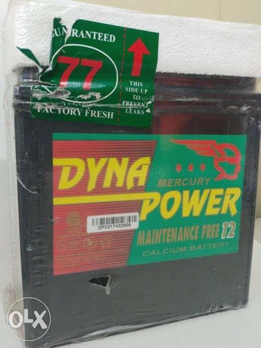 Dyna Power And Yokohama Car Battery On Carousell