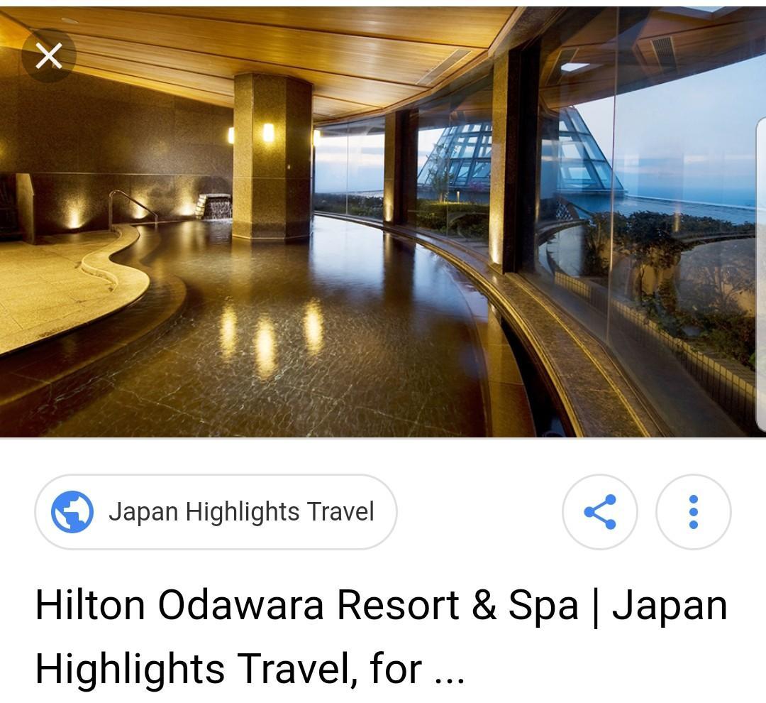 低於4折,在日本小田原 希爾顿酒店迎接新年