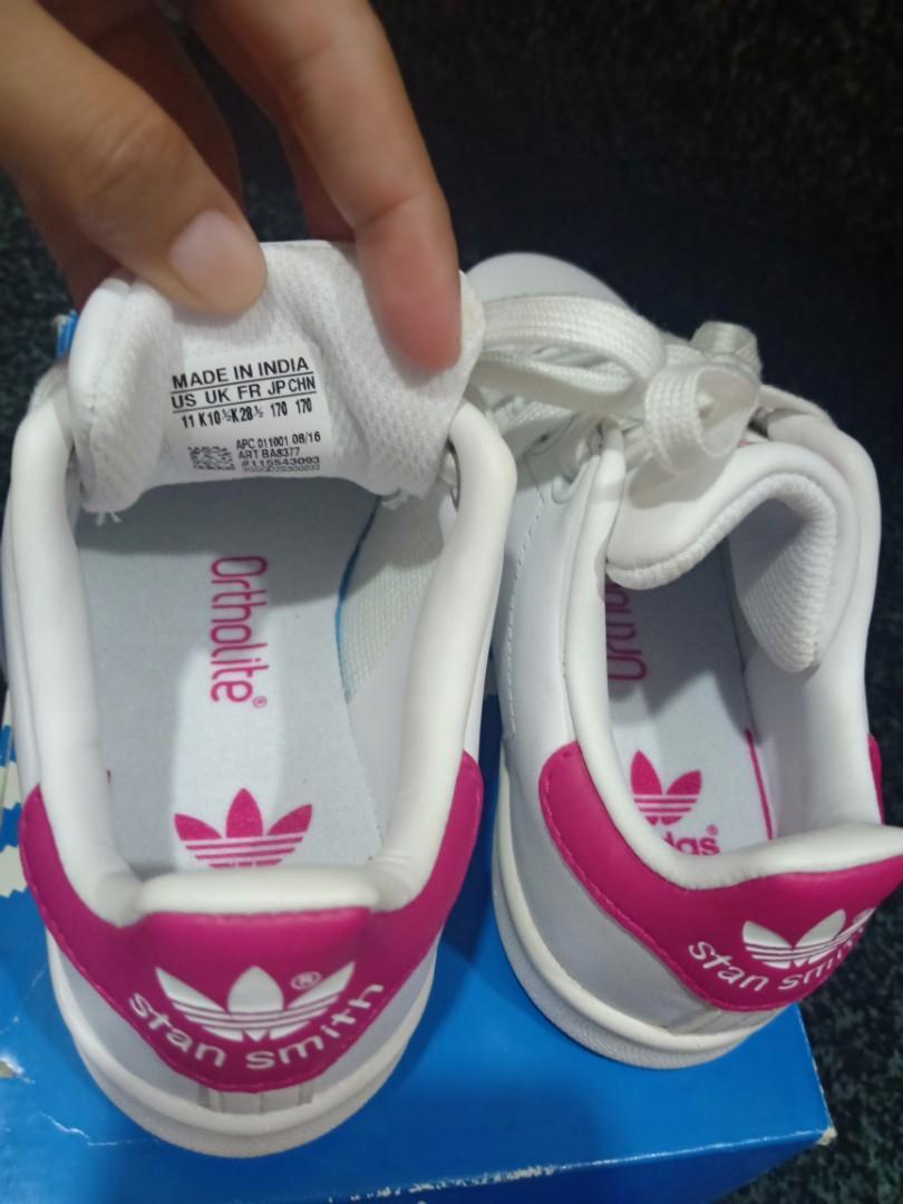 REPRICED Adidas Stan Smith, Babies