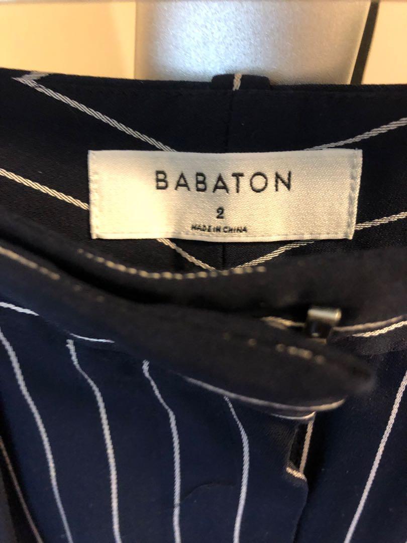 Babaton Matching Set - Modest Pant & Abasi Blouse -