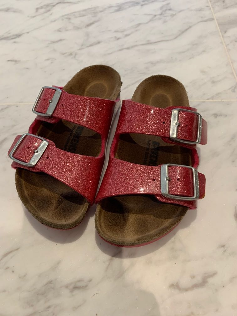 best authentic latest outlet store sale Birkenstock Sandals for Girls