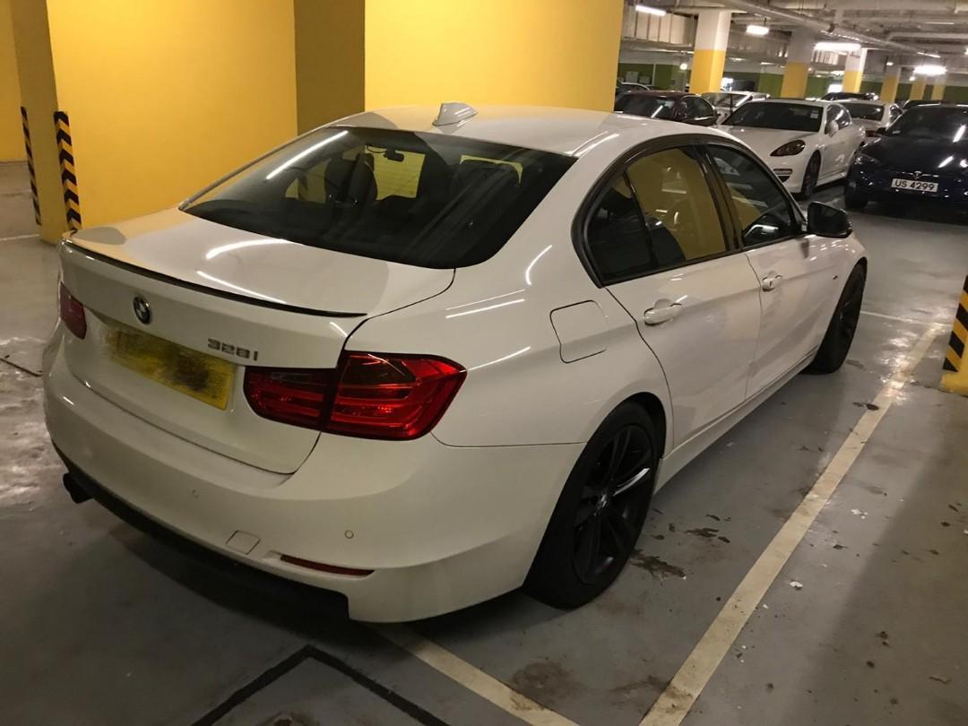BMW 328I SPORT  2012