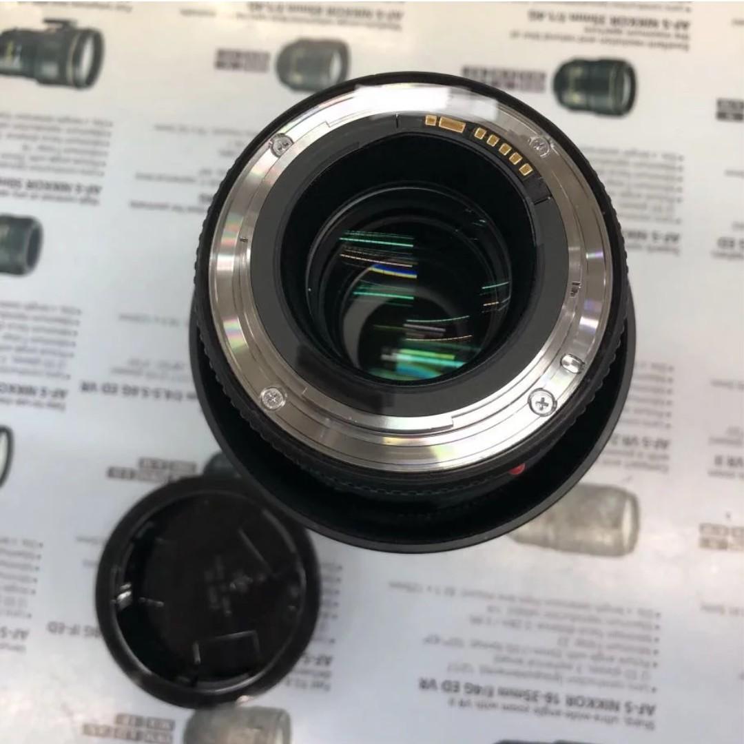 Canon EF 100mm F2.8L IS Macro USM