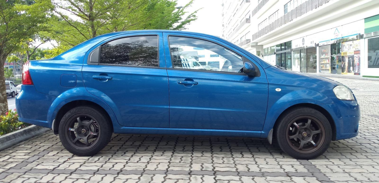 Chevrolet Aveo 1.4A Seden Fuel Efficient & Cheapest In The Market!