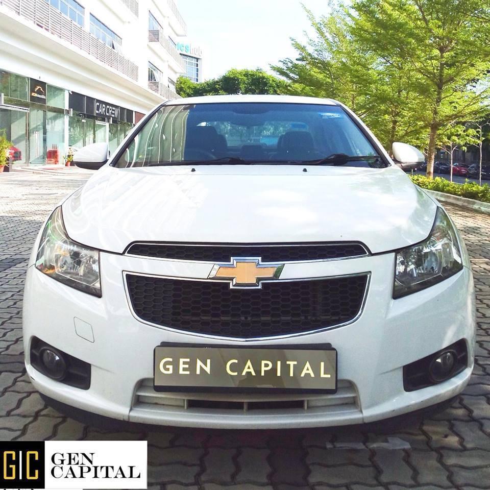 Chevrolet Cruze 1.6A Fuel Efficient & Best In The Market!
