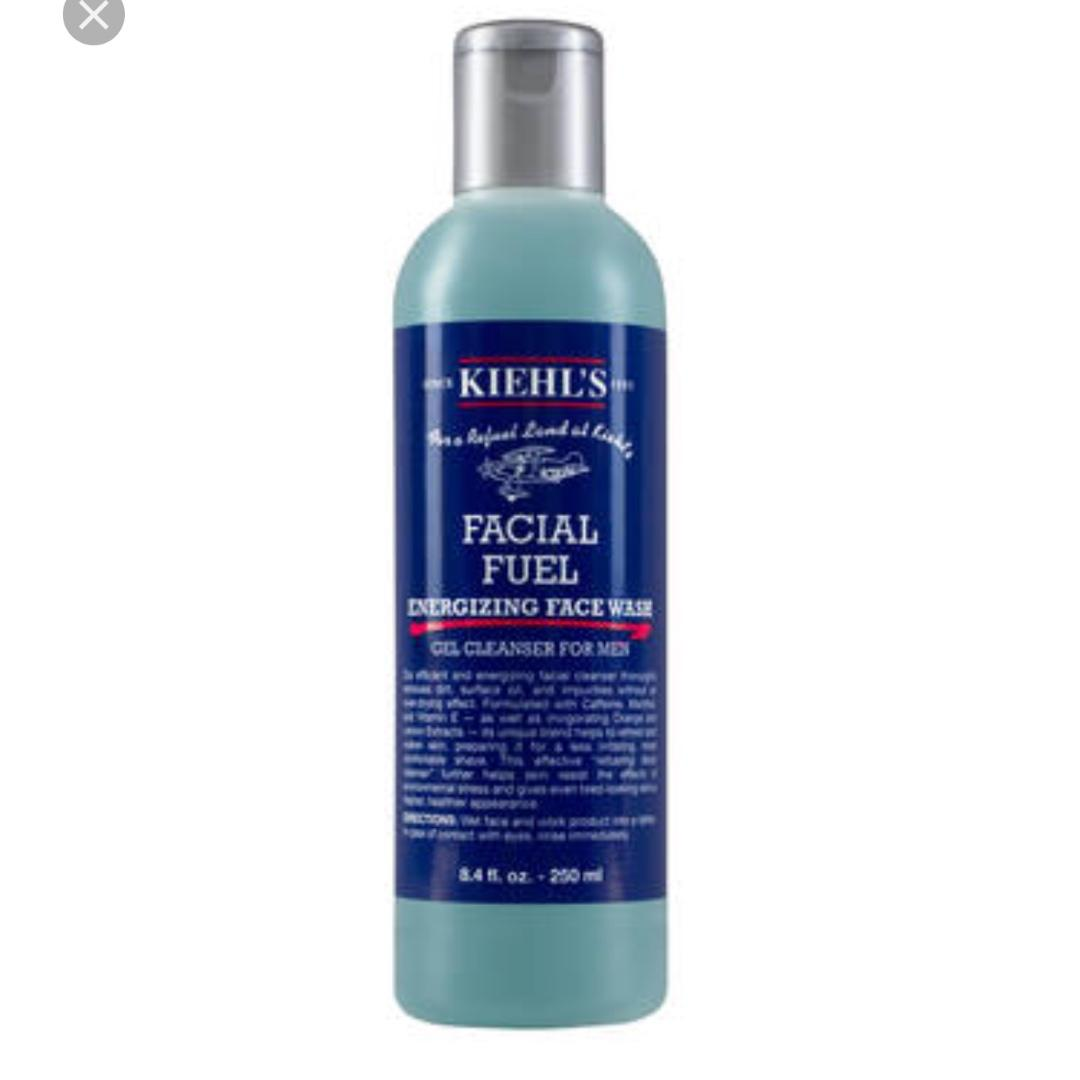 Dr kiehl Energizing Face wash