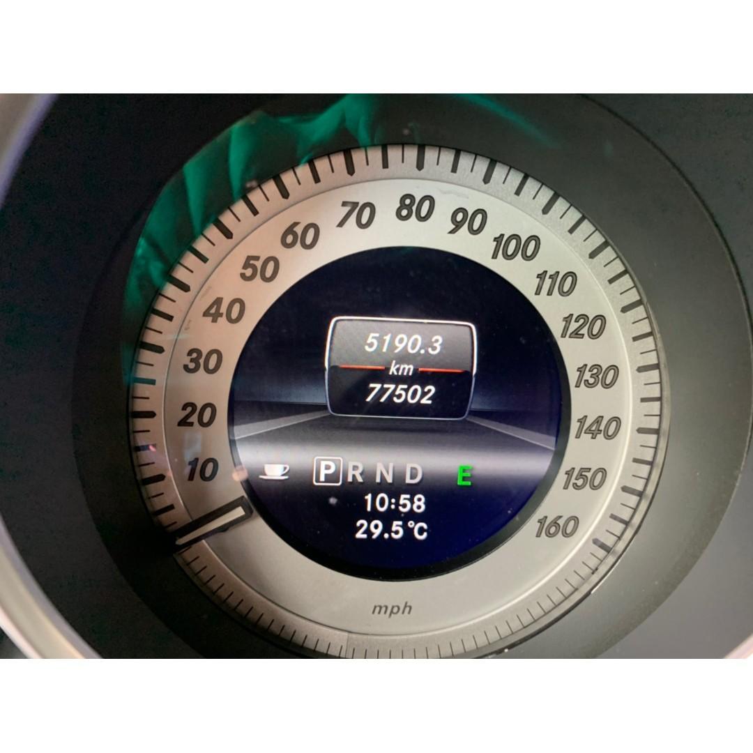 【FB搜尋桃園阿承】賓士 超人氣C250跑7萬 2013年 1.8 白色 二手車 中古車