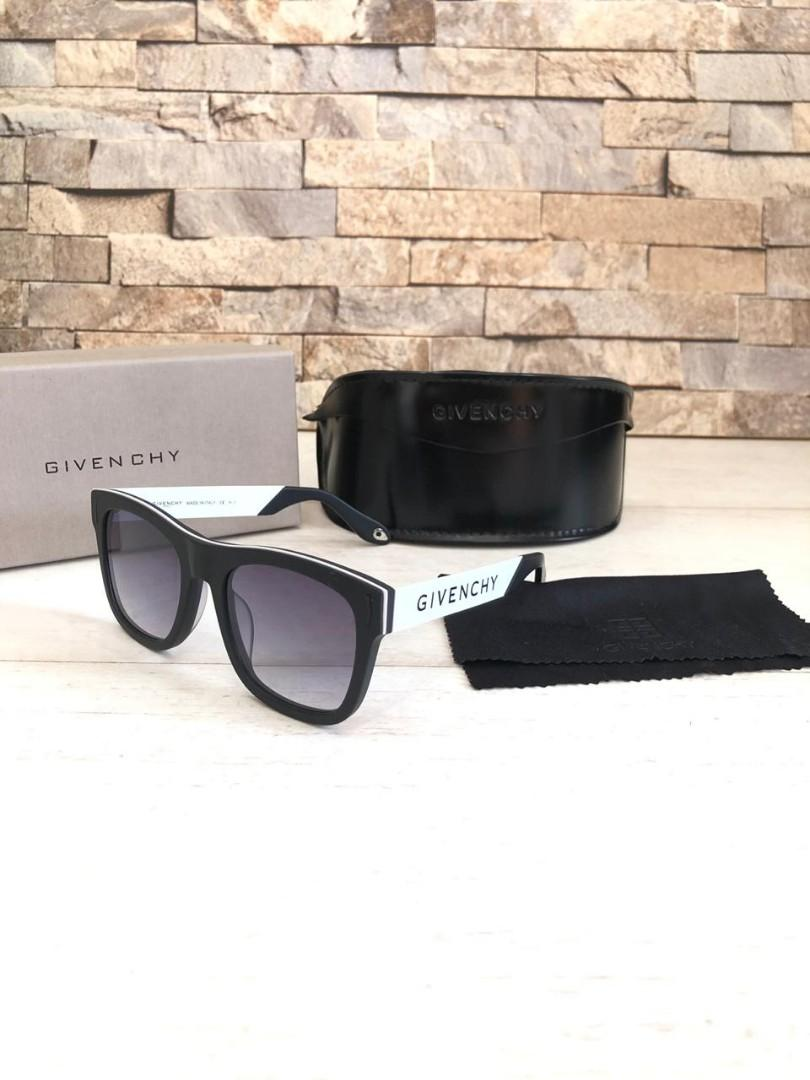 GIVENCHY Sunglasses 7016, Unisex ,UV400, SUPERMIRROR,  H  @780rb  Berat 300g