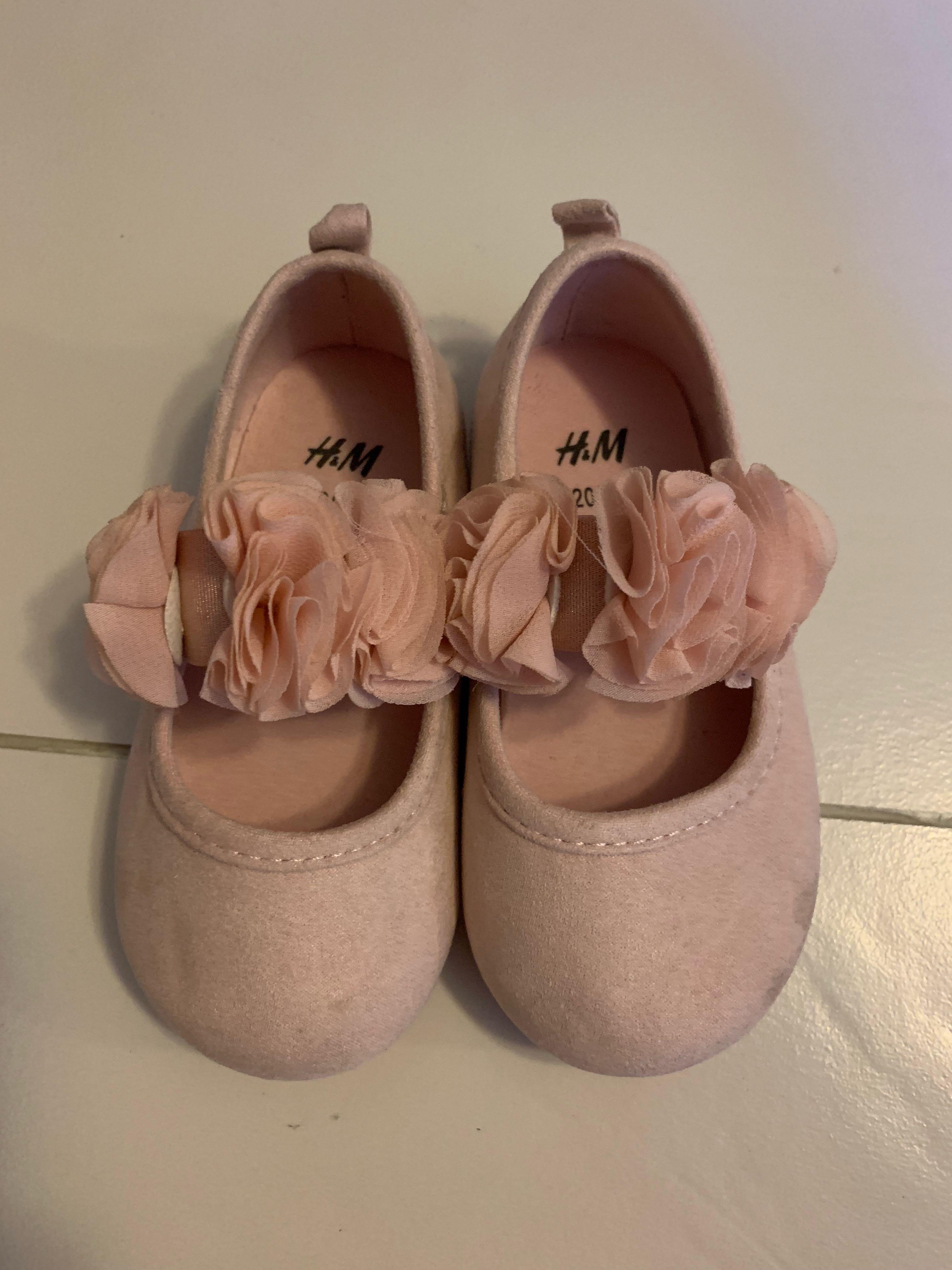 H&M 女童鞋