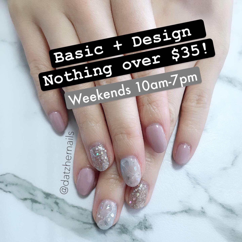 Home Based Gel Manicure Nail Salon