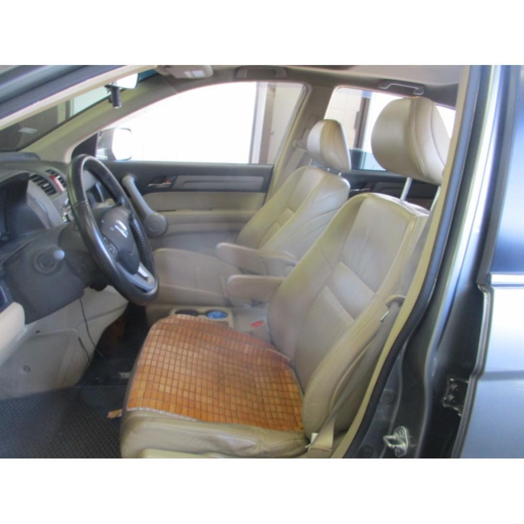 HONDA 07年-CRV 灰色 漂亮車 限時優惠只到月底 非泡水.重大事故.調錶車 超貸全額貸99%過件!