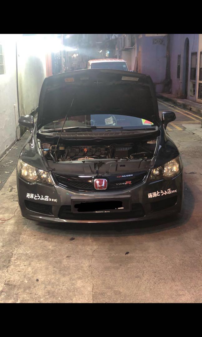 (PROMOTION)Honda Civic 1.6A 5AT