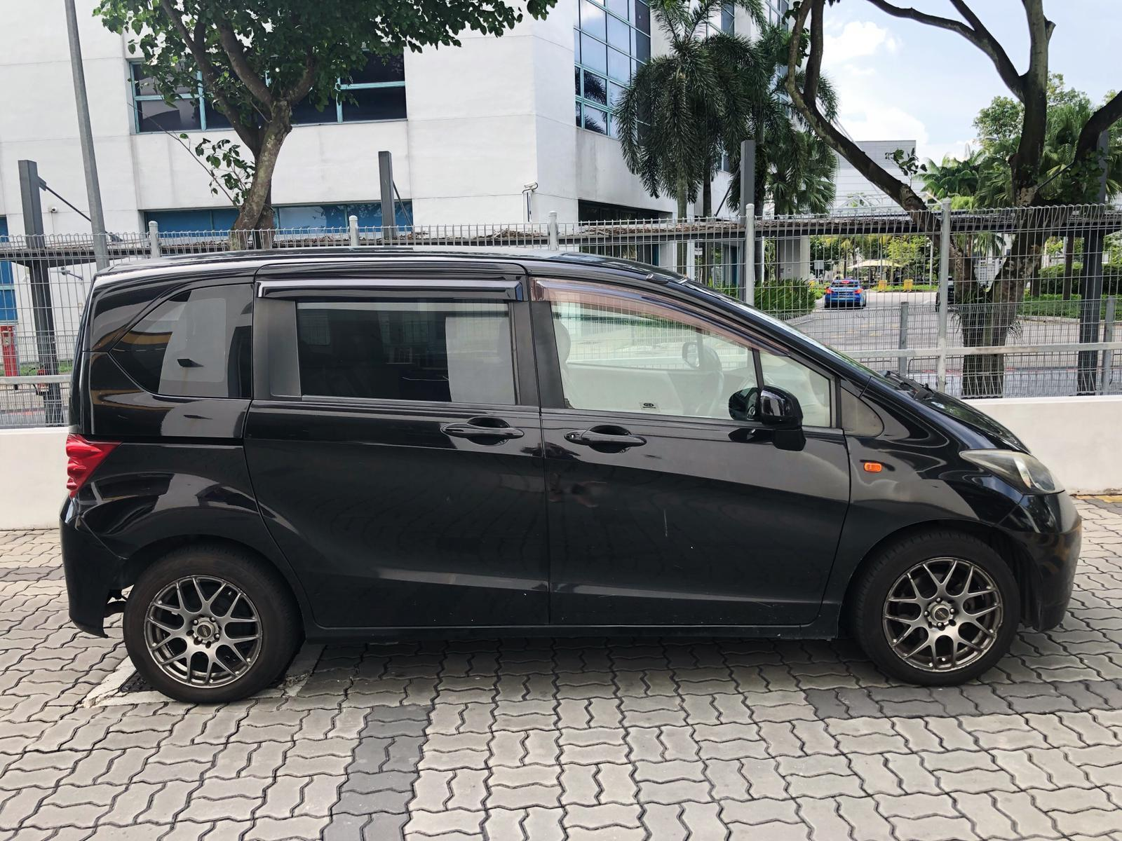 Honda Freed FOR RENT CHEAPEST RENTAL FOR Grab/Ryde/PersonalC