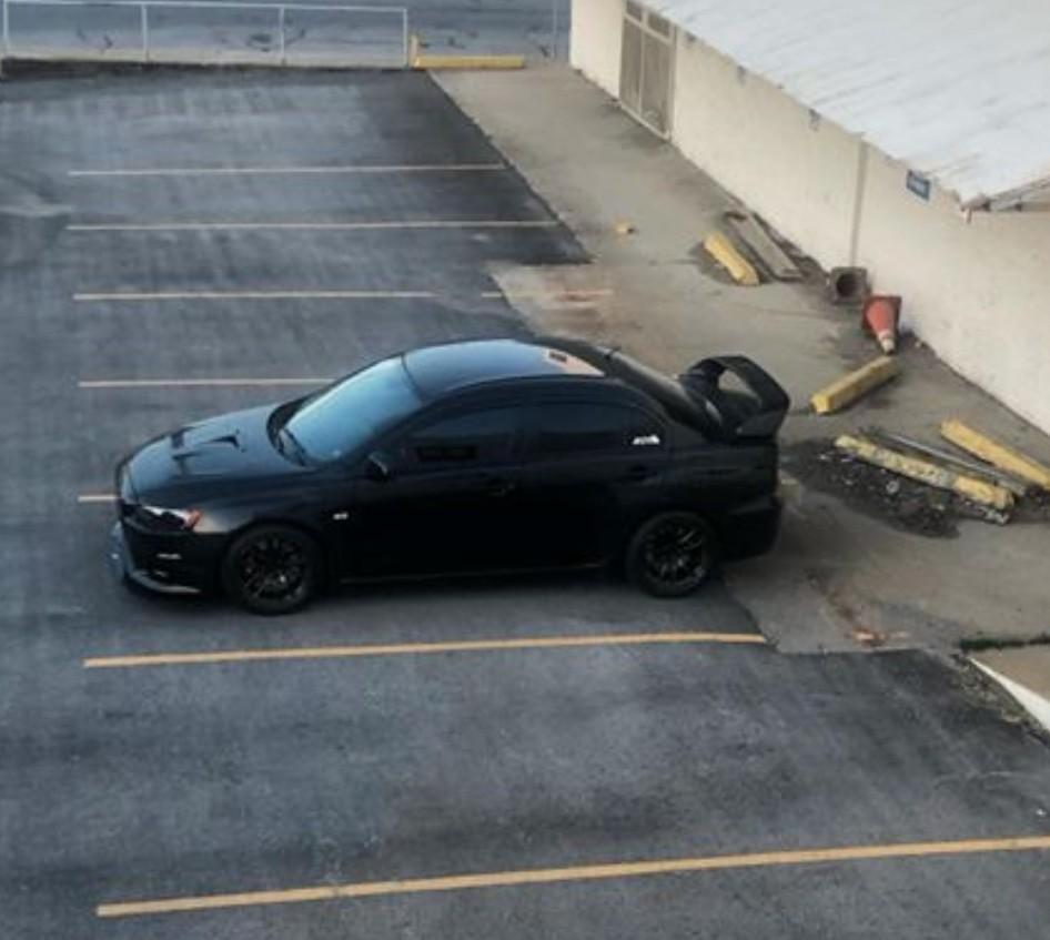 Hourly rental Lancer EX 2.0 GT A
