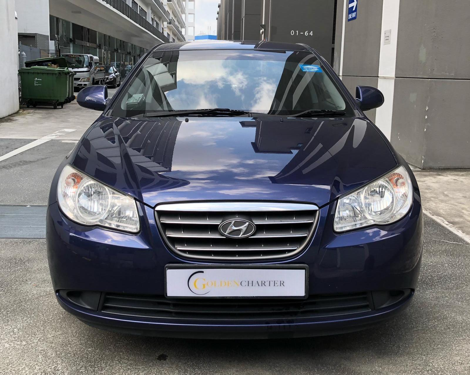 Hyundai Avante PROMO RENTAL CHEAPEST RENT FOR Grab/Ryde/PersonalB