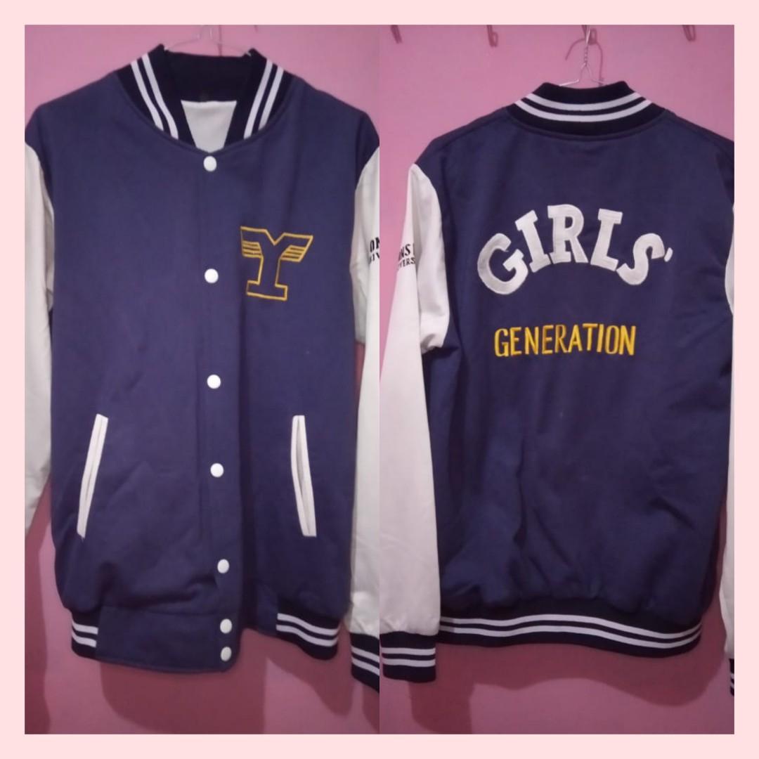 Jacket Varsity Yonsei University Girls Generation SNSD Sone Preloved