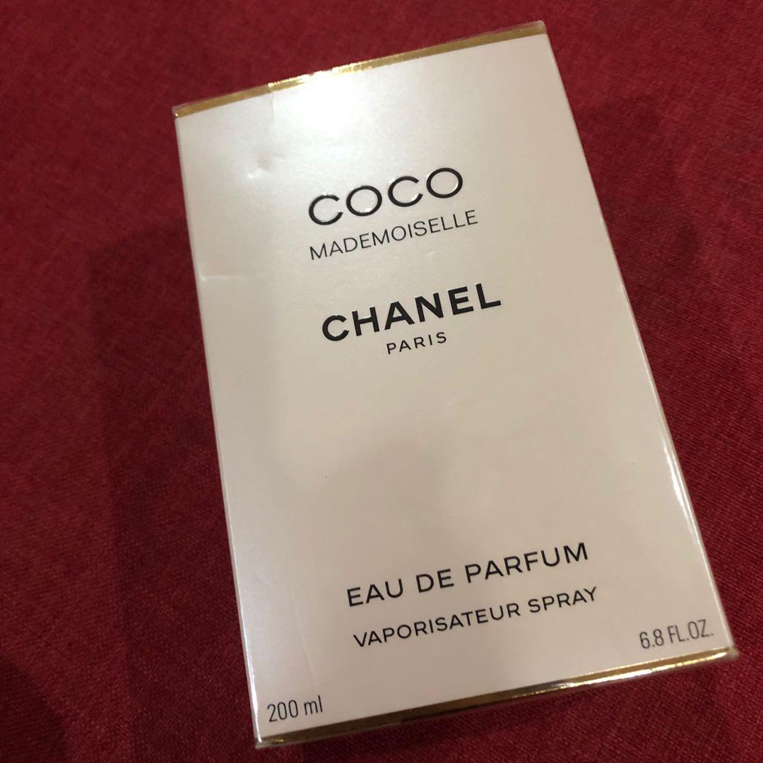 Parfume Chanel coco mademoiselle 200ml. Ori and new