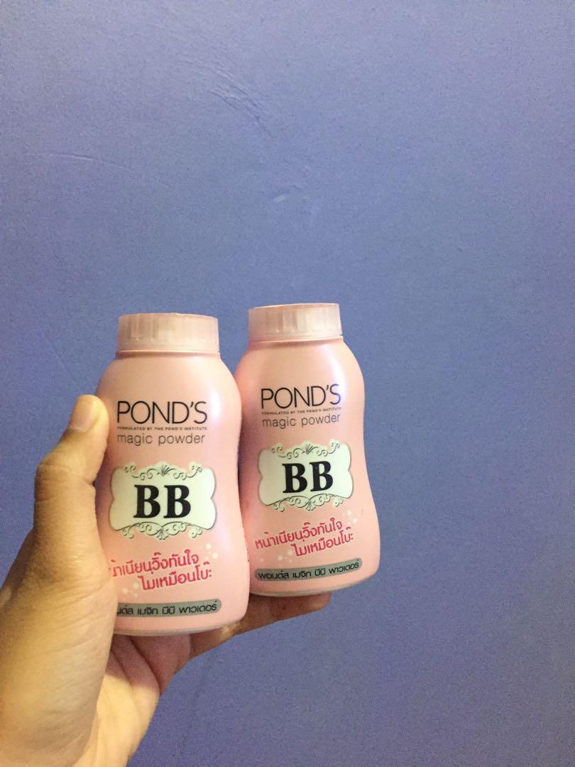 ponds bb powder (take all gratis ongkir jabodetabek)