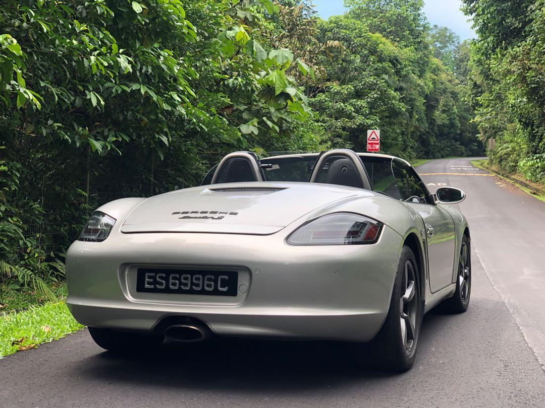 Porsche Boxster 2.7 Auto