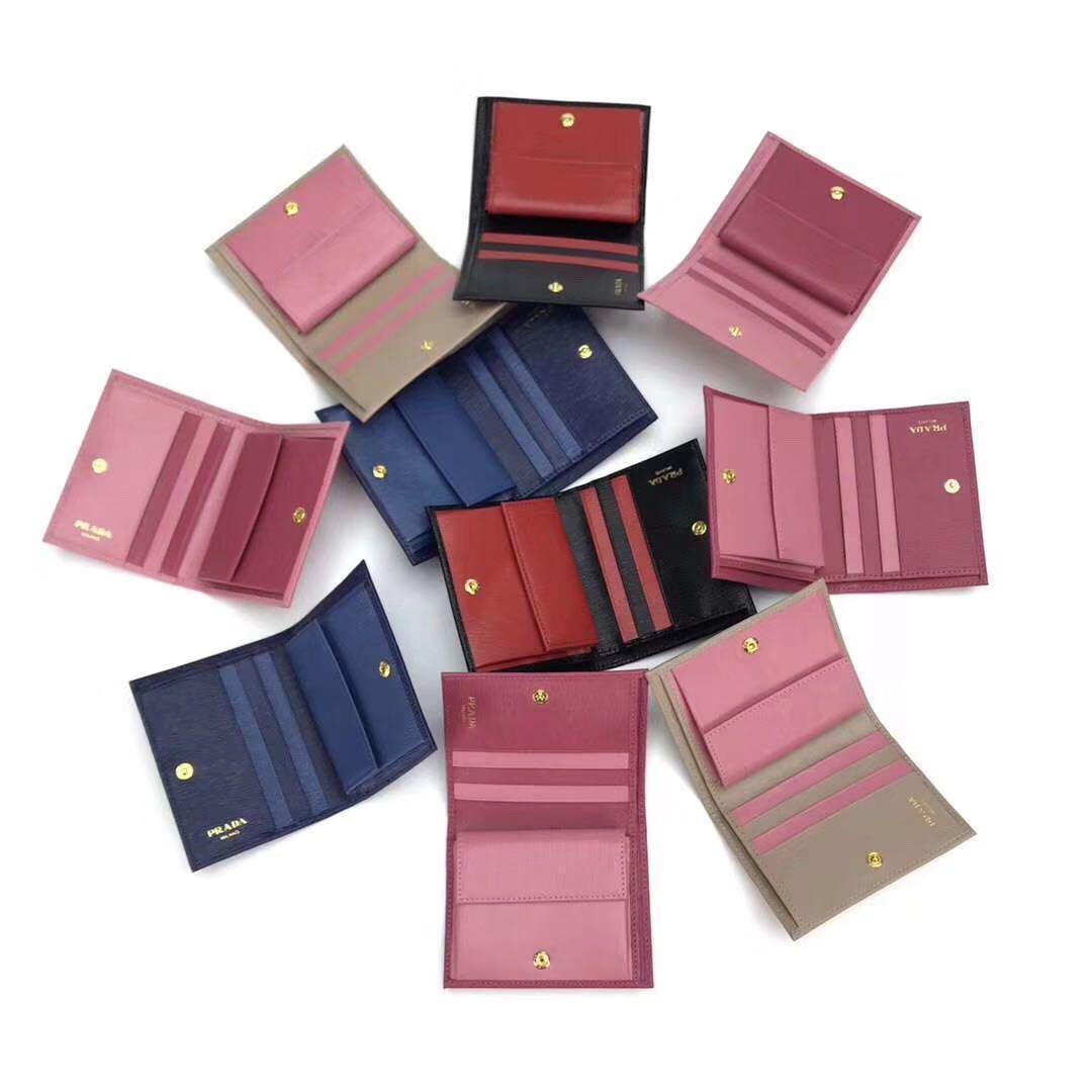 Prada bifold wallet 🔥